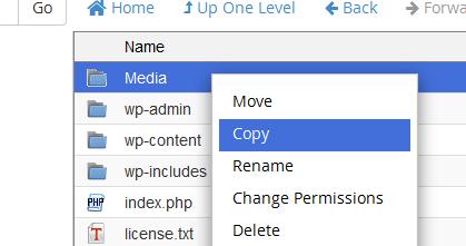 Tier2Tek copy folder in ftp