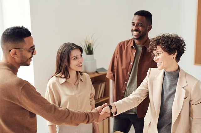 About Staffing Agency Long-Term Collaboration