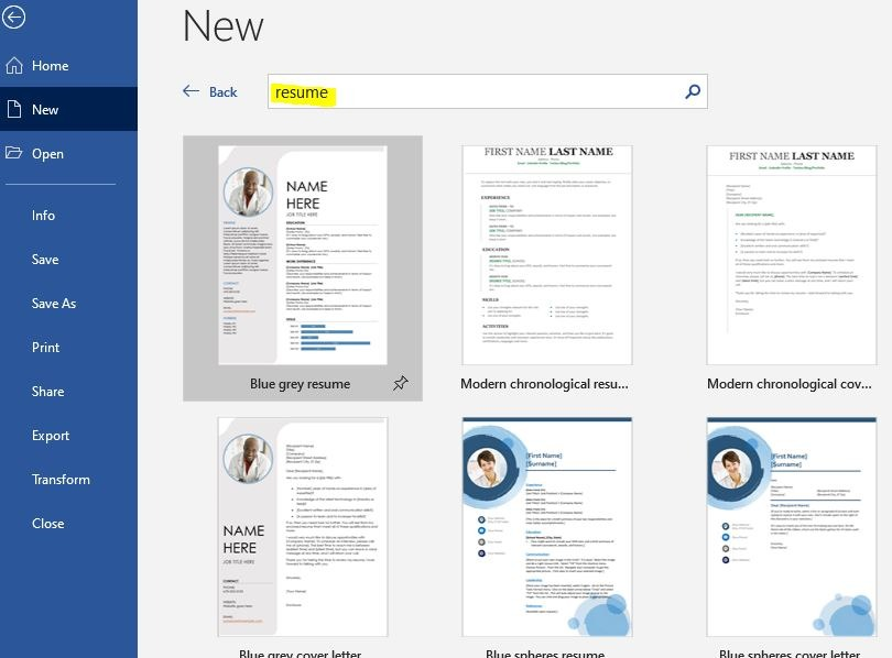 Eye-Catching Resume start a career in IT with no experience