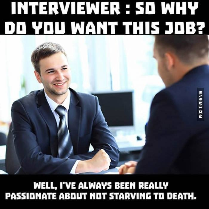 Interview Question - Why Should We Hire You